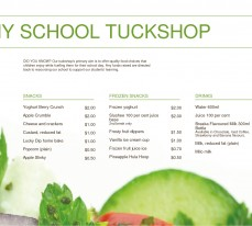 My School Tuckshop