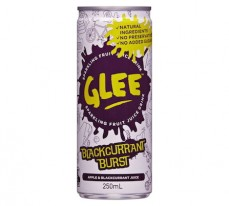 Glee Blackcurrant Burst Sparkling Fruit Juice Drink