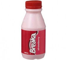 Breaka Flavoured Milk 300ml Bottle