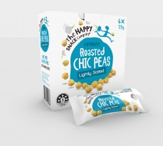 Roasted Chickpea Natural Snacks 25g