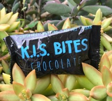 Chocolate K.I.S. bites